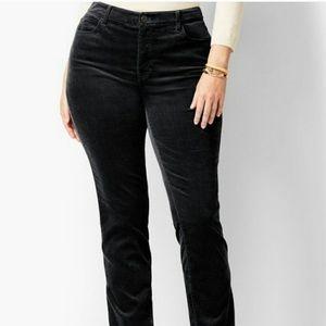 Talbots Velvet Signature Flare Jean